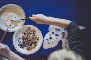 Kunst, kultur og kreativitet i barnehagen
