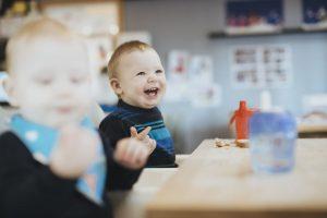 Mat for de minste i barnehagen